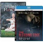 The Bleeding Edge & Human Harvest 3-disc set
