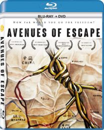 Avenues of Escape Blu-ray & DVD 2-disk set